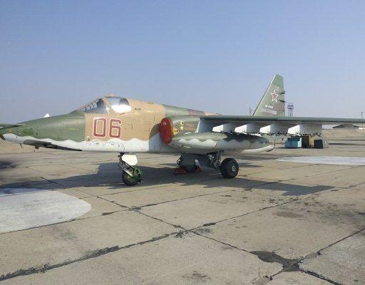 В Приморье штурмовик Су-25 назвали в честь погибшего в Сирии лётчика Романа Филипова