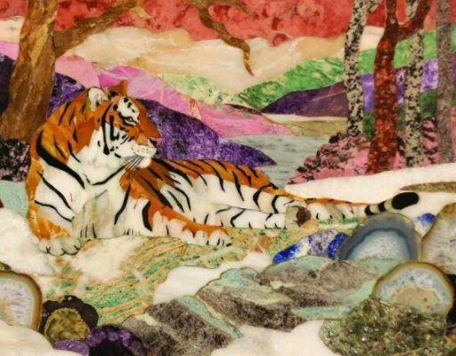 Уникальная выставка флорентийской мозаики открылась во Владивостоке