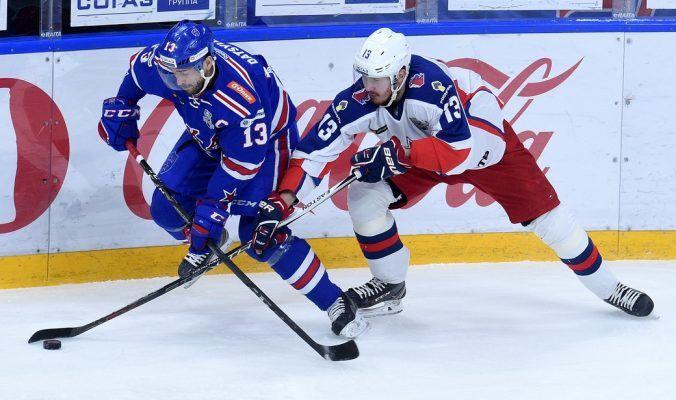 Матч ЦСКА — СКА завершился со счётом 2:5