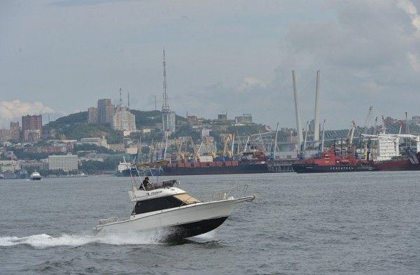 Движение маломерных судов временно ограничат в Приморье