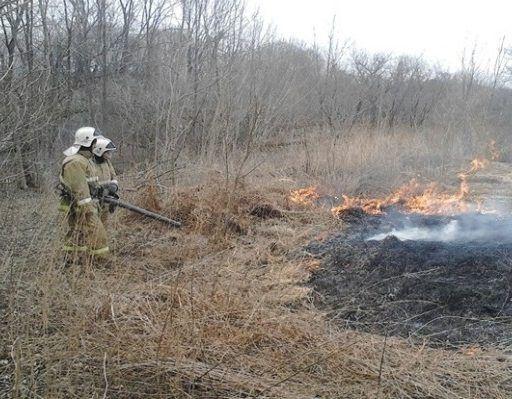 Особый противопожарный режим введён в Дальнегорске и Тернейском районе
