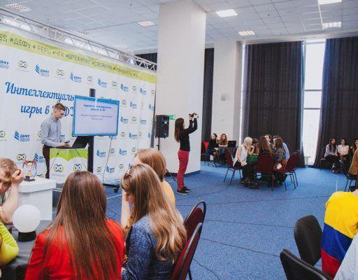 Во Владивостоке прошла первая интеллектуальная профсоюзная игра