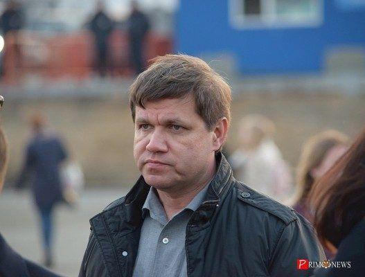 Глава Владивостока Виталий Веркеенко