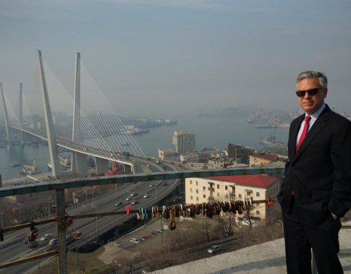 Владивосток напомнил послу США в России родную Калифорнию