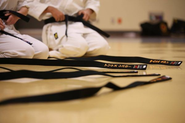 Уссурийск впервые принимал чемпионат Приморья по всестилевому карате