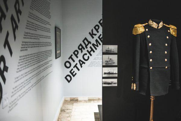 Экскурсии и мастер-классы пройдут в пространстве выставки «Корабли и люди: Русско-японская война» во Владивостоке