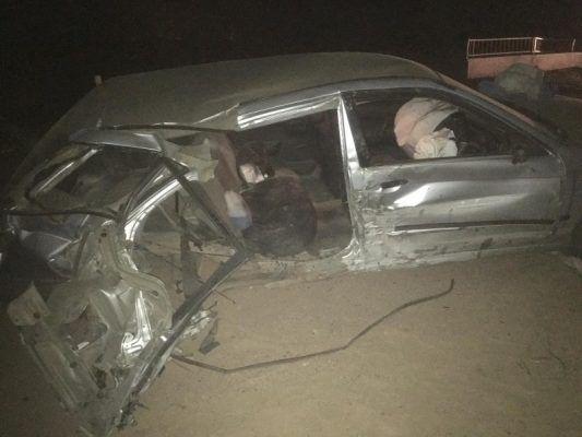 Четырёхмесячный ребёнок погиб в страшном ДТП в Приморье