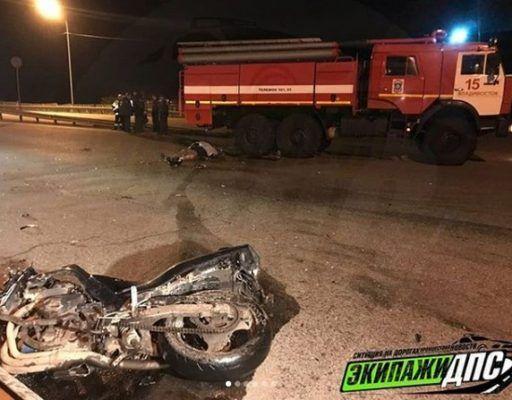 Насмерть разбившийся мотоциклист во Владивостоке ездил с просроченными правами