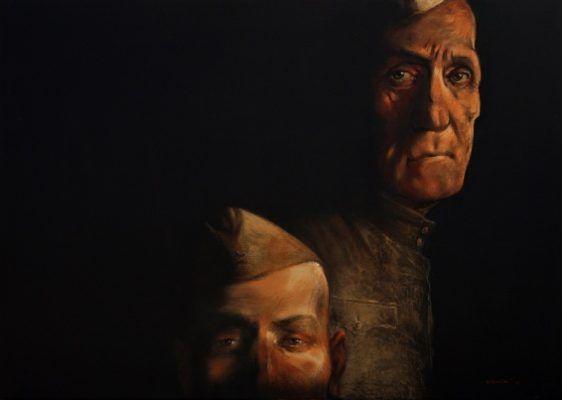 Пятиметровую картину покажут во Владивостоке на выставке «Великая Победа»