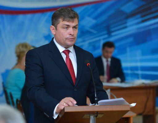 Глава Партизанска Александр Зражевский ушёл в отставку