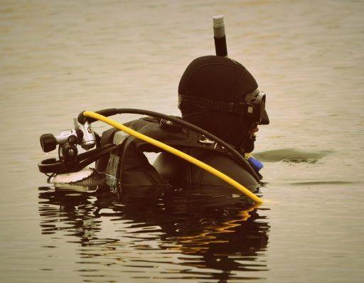 Новый дайверский сезон открыли во Владивостоке подводным субботником