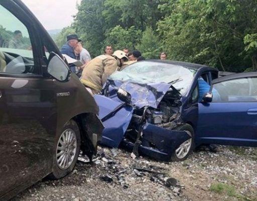 Мужчина погиб в жутком ДТП в Приморье
