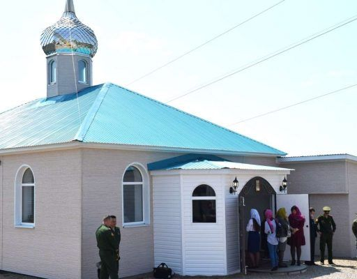 Новый православный храм открыли в Уссурийске
