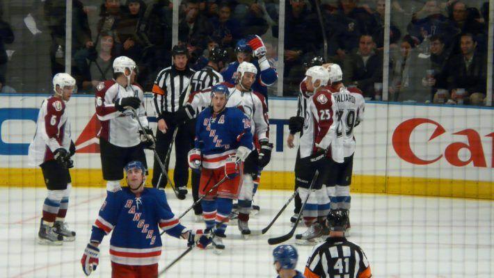 Уроженца Владивостока на драфте НХЛ выбрал клуб «Нью-Йорк Рейнджерс»