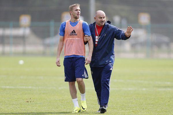 Бывший игрок «Луча-Энергии» Юрий Газинский рассказал, как удалось сдержать Сахала в матче с Египтом