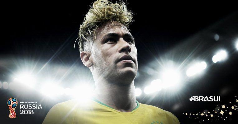 Матч Бразилия — Швейцария завершился со счётом 1:1