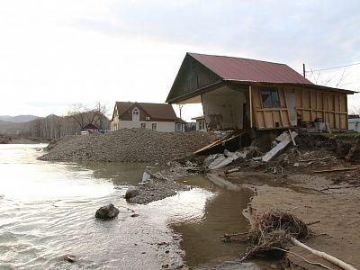Новую меру поддержки ввели в Приморье для потерявших жильё во время стихийного бедствия