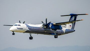 Авиакомпания «Аврора» в первом полугодии 2019 года перевезла более 742 тысяч пассажиров
