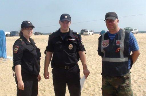 Полицейские проводят акцию «Безопасное лето» в Находке Приморья — МВД
