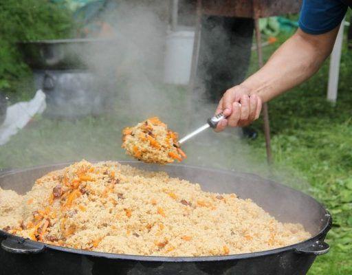 Традиционный татаро-башкирский праздник Сабантуй отметили в Артёме