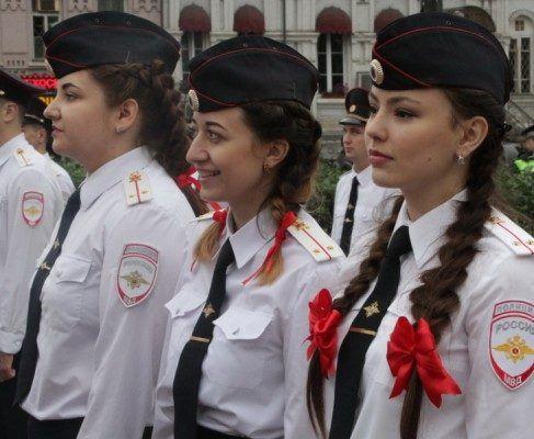 Во Владивостоке прошёл выпуск 40 офицеров полиции