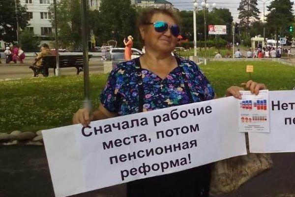Почти 4000 работников арсеньевского авиазавода «Прогресс» выступили против повышения пенсионного возраста