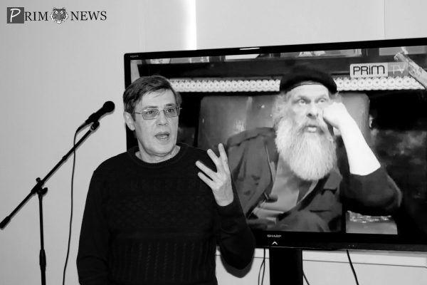 Ушёл из жизни известный приморский арт-критик Александр Лобычев