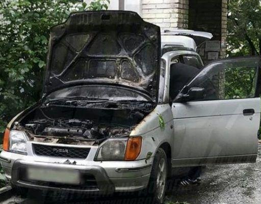 Жители Владивостока пойдут под суд по обвинению в серийном поджоге автомобилей