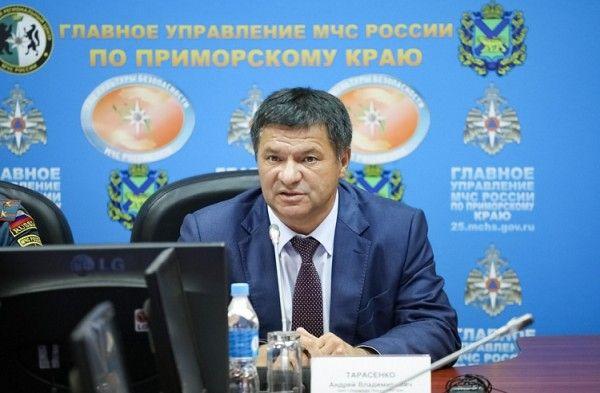 Андрей Тарасенко: «Сегодня в Приморье создана открытая и честная система выборов»