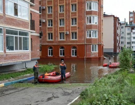 Глава Приморья предложил правительству РФ упростить порядок финансирования при ЧС