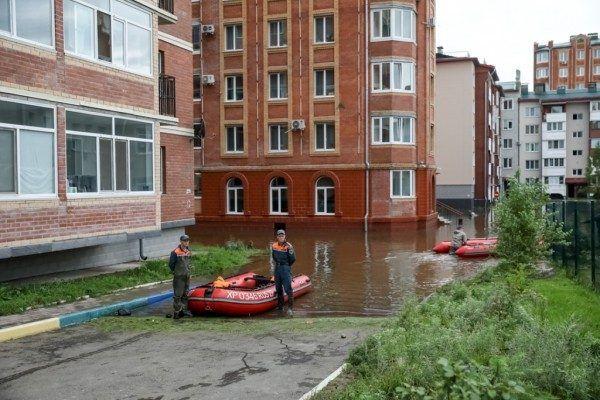 В Уссурийске спроектируют систему водоотведения ливневых стоков микрорайона «Западный»