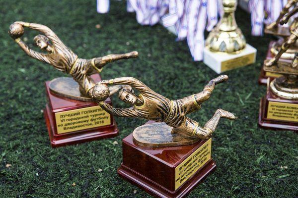 Названы лучшие дворовые команды по футболу во Владивостоке