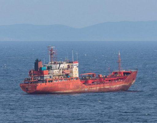 Чтобы остановить танкер из Владивостока, корейской береговой охране пришлось стрелять