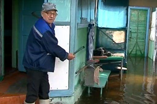 В Приморье один и тот же дом топило уже 10 раз с момента постройки