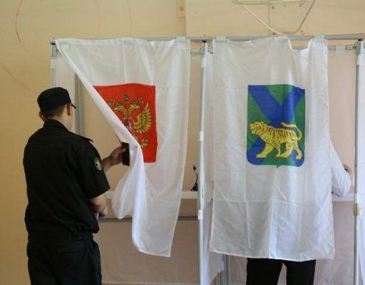 Второй тур губернаторских выборов в Приморье: Андрей Ищенко, уже проигрывающий Андрею Тарасенко, объявил голодовку (обновление)