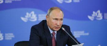 Владимир Путин. Фото – Игорь Новиков (администрация Приморского края)