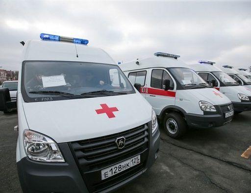 В Приморье направили деньги на покупку 30 машин скорой помощи