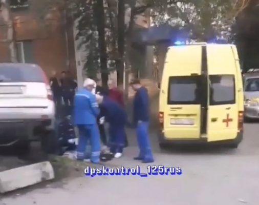 Автомобилистка погибла в страшном ДТП в Приморье — очевидцы