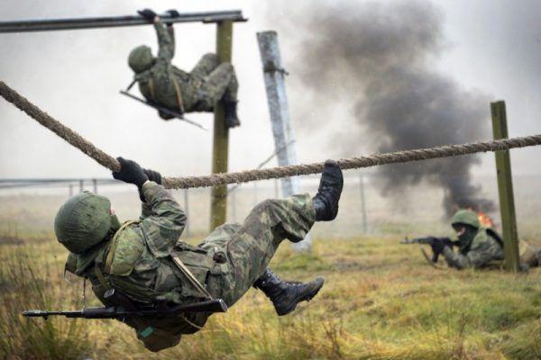 Труп солдата без головы обнаружили в Приморье