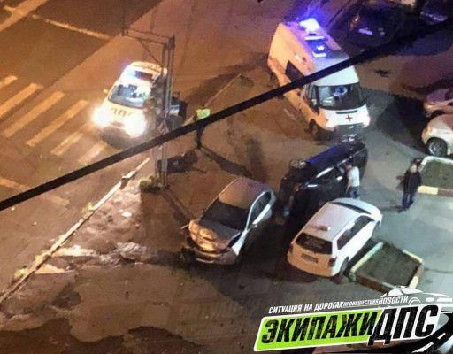 Пьяный водитель во Владивостоке ушёл домой, перевернувшись на своём авто