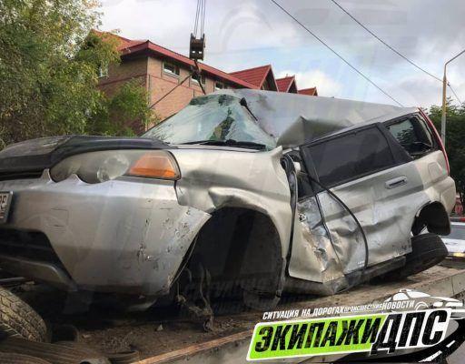 Автомобилистка погибла в страшном ДТП в Приморье