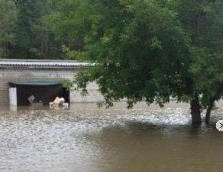 Ужас в Уссурийске: город вновь уходит под воду