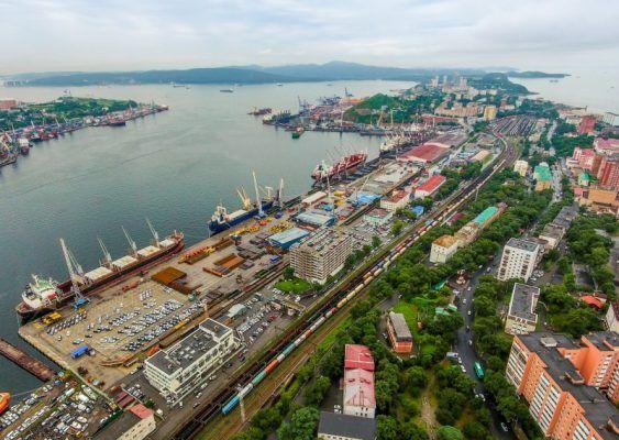 Владивостокский морской торговый порт займётся благоустройством прилегающих территорий