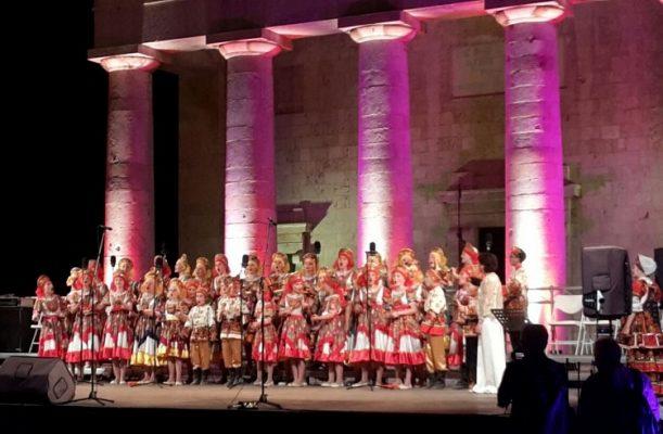 Юные хористы из Владивостока отличились на международном конкурсе в Греции