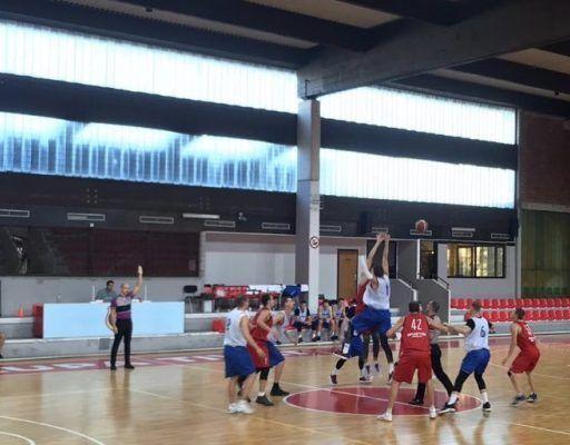 Баскетболисты «Спартака-Приморье» обыграли «Новосибирск» в Черногории