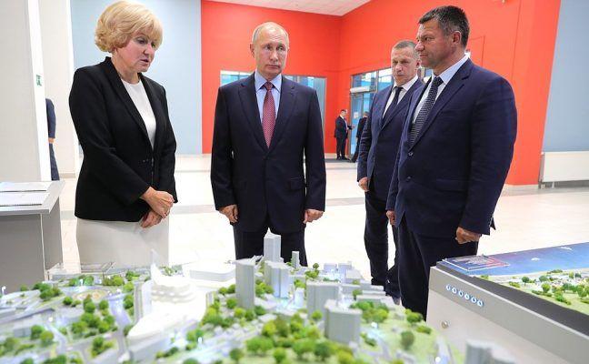 Путин: «Мы должны сделать всё необходимое, чтобы люди на Дальнем Востоке могли реализовать себя, свои таланты, свои жизненные планы»