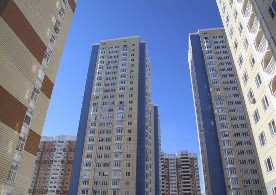 Ещё девять высотных домов для семей военнослужащих сдадут во Владивостоке до середины 2019 года