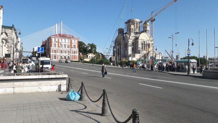 ВЭФ и перекрытые дороги: во Владивостоке предложили проводить «ВЭФ-бинго»