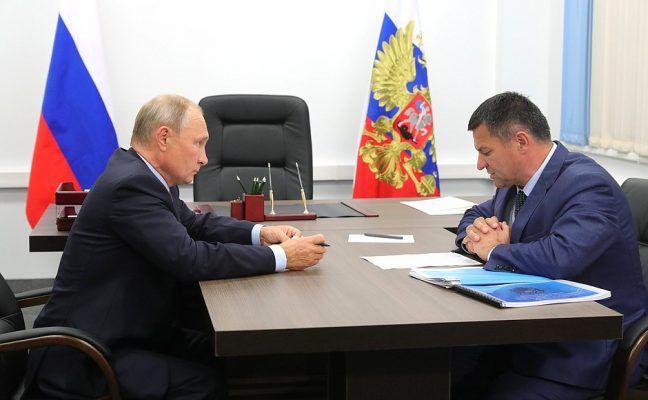 «Старенькие совсем»: Путин высказался о мостопаде в Приморье