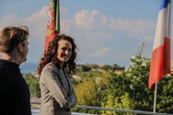На «звёздной аллее» во Владивостоке появятся отпечатки рук актрисы Энди Макдауэлл